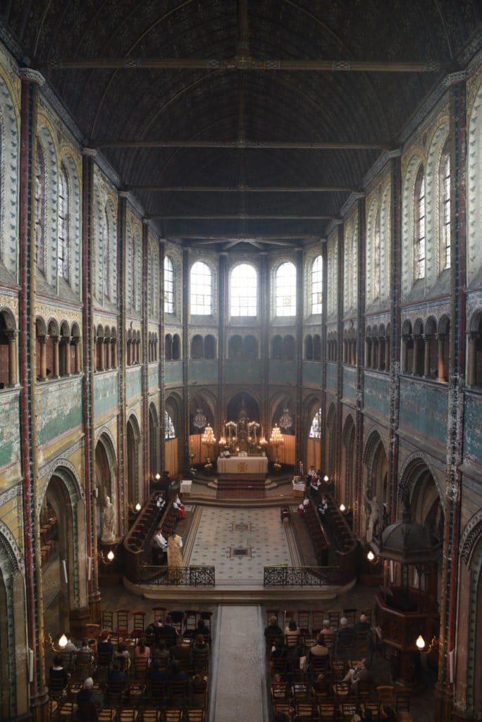 Saint Aignan Depuis Tribune 2