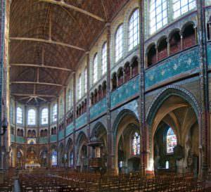 Saint Aignan Vue Interieur