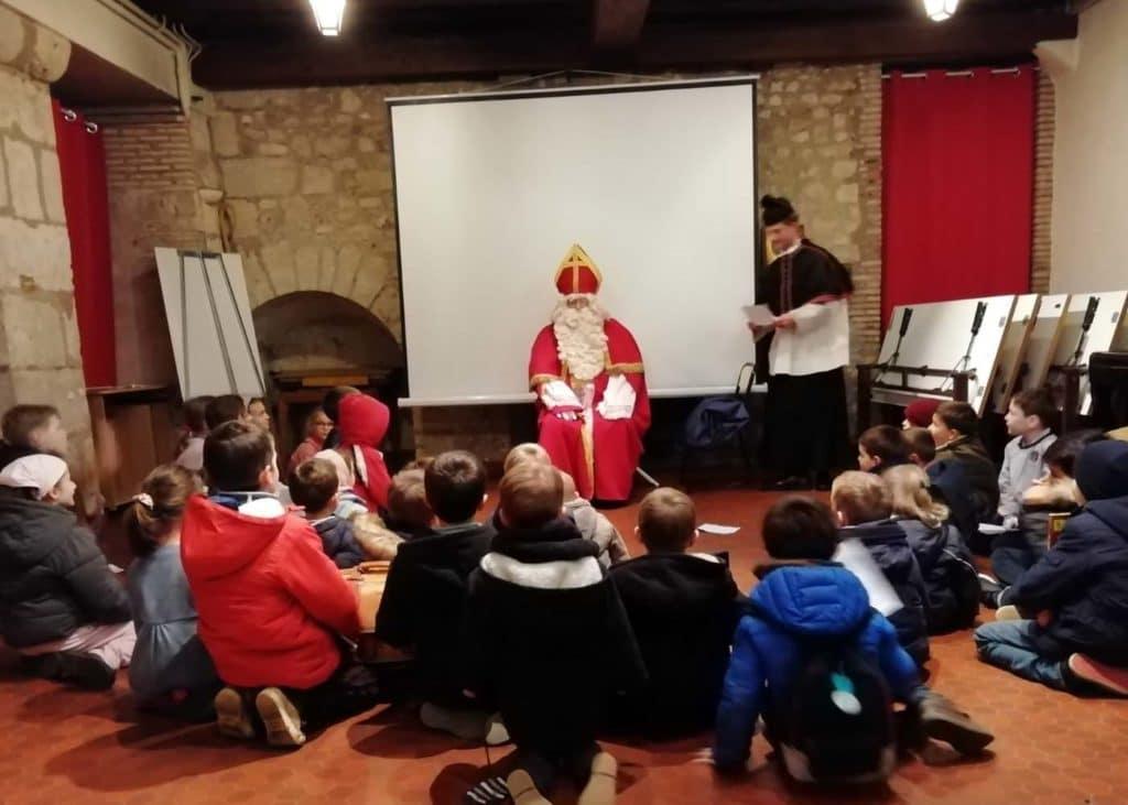 2019 12 03 Saint Nicolas Saint Aignan