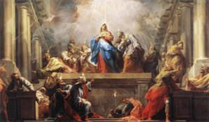 Pentecote Confirmation