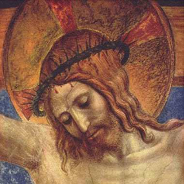 Fra Angelico Crucifixion Jesus