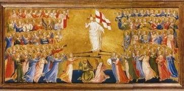 Fra Angelico Retable San Domenico Ou Pala Di Fiesole Predelle 1423 24