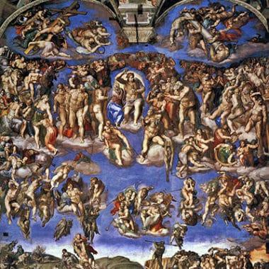 Last Judgement Michelangelo