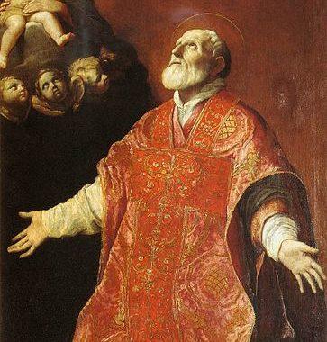 363px Guido Reni St Filippo Neri In Ecstasy Wga19295