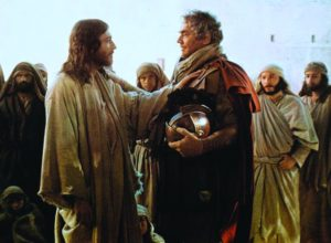 Miracle Of Jesus Centurions Servant