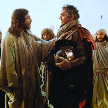 Miracle Of Jesus Centurions Servant