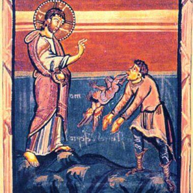 healing of the demon possessed