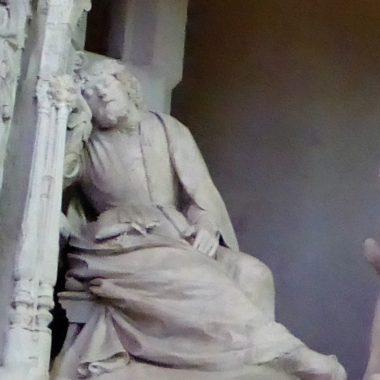 scene 09 songe de joseph cloture choeur cathedrale chartres eure et loir france
