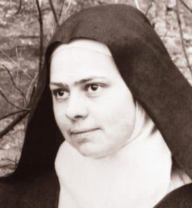 visage d'elisabeth de la trinité